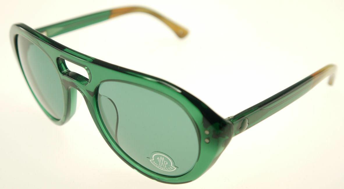 MONCLER MC529-S03 Green & Brown / Green Sunglasses MC 529S-03