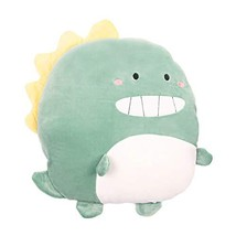 Cute Dinosaur Plush Pillow Soft Huggable Stuffed Animal Toy Gifts for Bed Sofa C - $30.10