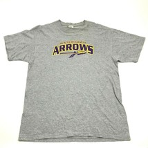 Watertown Arrows Shirt Men's Size Extra Large XL Adult Gray Heather Grap... - $17.83