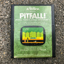 Pitfall! for Atari 2600 by Activision Cartridge only Tested and Working - $12.58