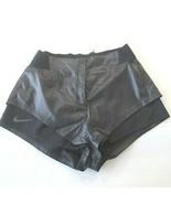 Nike Women Sportswear City 2-in-1 Shorts - CJ4147 - Black 010 - Size XL ... - $49.99