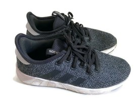 Adidas Cloudfoam Pure Women's Running Sneakers Black White 7 Ortholite F... - $29.21
