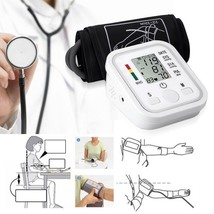 Bluetooth Electronic Sphygmomanometer LCD Digital Blood Pressure Monitor  - $24.20