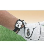 Jef World of Golf Gifts and Gallery Deluxe Wrist Scorekeeper Black - $10.69