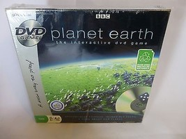Imagination Planet Earth The Interactive DVD Game 6+, Boys & Girls New 2007 - $12.86