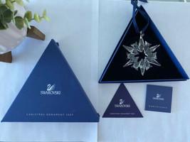 Swarovski 2007 Crystal Annual Edition Christmas Ornament - $87.89