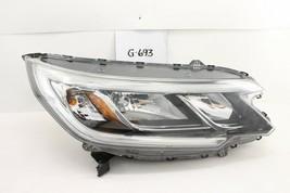 Used Oem Head Light Headlight Lamp Headlamp Honda Crv CR-V 15 16 Damaged Rh - $84.15