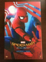 Hot Toys Spider-Man Homecoming Spider Man 1/6 Scale Figure MMS425 - $446.48