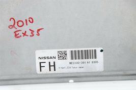 2008 Infiniti EX35 ECU BCM Ignition Keyless Entry Fob Combo Set image 9