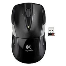 Logitech 910-002696 M525 Wireless Mouse - 2.4 GHz - Optical - Black - ₹2,995.77 INR