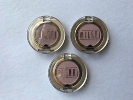 Milani Powder Eyeshadow Singles # 20A Heavenly Pink Lot of 3 NEW - $12.93
