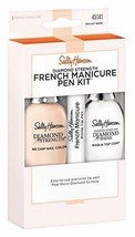 Sally Hansen - Diamond Strength - French Manicure Pen Kit (45141) Ballet... - $9.28