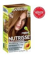 Garnier Nutrisse Ultra Coverage Hair Color, Deep Light Golden Brown (Tof... - $11.87