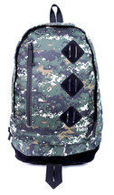 Flud Og 8-Bit Camouflage Armée Sac à Dos Livre Ordinateur Portable École Neuf