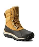 TIMBERLAND A1GY1 RIME RIDGE MEN'S WHEAT WATERPROOF WINTER SNOW BOOTS - $119.99
