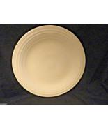 Yellow Post-82 Fiesta Dinner Plate Homer Laughlin Co - $7.99