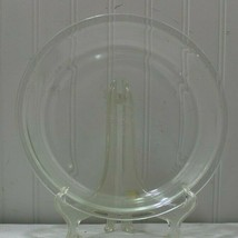 Vintage Pyrex clear glass # 209 9 inches pie plate trademark made in the... - €4,89 EUR