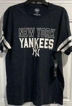 New York Yankees MLB Fall Navy Battery Men's Tee *NEW* - $26.95