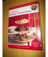Martha Stewart Home Boxed Set Holiday Celebrations DVD Christmas New Yea... - $13.29