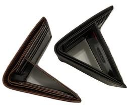 Paul & Taylor Hunter Buffalo Leather Bifold 54353 - $26.95