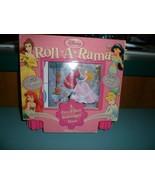 Disney Learning Roll A Rama Disney princess a fun filled scavenger hunt Book - $6.42