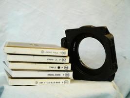 Camera Cokin P System Starter Set Inc 5 Filters, Holder + 58mm Adaptor Ring  - $20.00