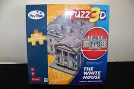 Puzz3D The White House Foam Puzzle (Beginner 65 Pieces) - $8.62