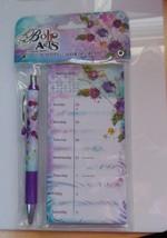 DateWorks Boho Arts 2015 Weekly Calendar & Gel Pen - $18.99