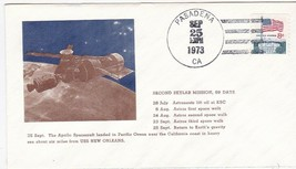 SECOND SKYLAB MISSION 59 DAYS PASADENA CALIFORNIA SEPTEMBER 25 1973  - $1.98