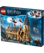 LEGO - Harry Potter Hogwarts Great Hall 75954 - $146.07