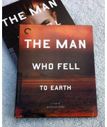 The Man Who Fell to the Earth,1976 Criterion Collection Blu-Ray, David B... - $145.00