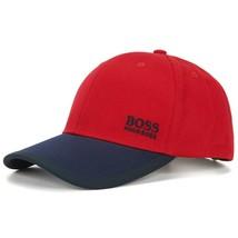 Hugo Boss Men's Premium Adjustable Sport Cotton Twill Hat Cap 14 50330291 image 2