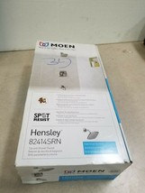 MOEN Hensley Single Handle 1-Spray Tub/Shower Faucet, Brushed Nickel, 82... - $99.70