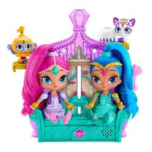 Shimmer and Shine FLOAT & SING Palace Friends Playset - $45.05