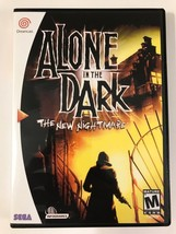 Alone in the Dark The New Nightmare - Dreamcast - Replacement Case - No ... - $7.91