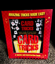 """Amazing Tricks Made Easy """"Card Tricks"""" Learn 30 Jaw-dropping Tricks - $9.99"""