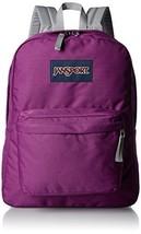 JanSport Superbreak Student Backpack - Purple Plum - $28.45