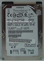 HTS421240H9AT00 40GB 2.5in9.5MM IDE 44PIN Drive Free USA Ship Our Drives Work