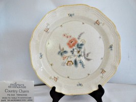 Mikasa Tennessee FG002 Salad Plate Country Charm Stoneware - $10.99
