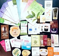 High End Anti-Aging Brightening Korean Skincare Samples Cosmetic Sampler - 40pcs - $60.00