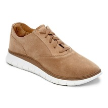 Vionic Fresh Taylor Suede Lace Up Sneakers  - $67.95