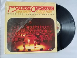 The Salsoul Orchestra Greatest Disco Hits Vinyl Record Vintage 1975 - 1978 - $16.73