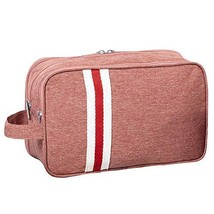 Choco Mocha Womens Toiletry Bags for Traveling Cosmetic Bathroom Travel Bags for