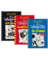 DIARY OF A WIMPY KID Childrens Series by Jeff Kinney HARDCOVER Set Books... - $43.99