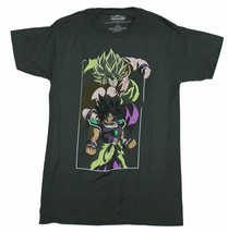 Dragon Ball Super The Movie Legendary Super Saiyan Broly Gray Tee Shirt ... - $15.99