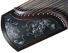 21-string Chinese musical instrument Ebony Guzheng - $599.00