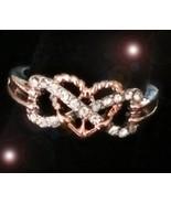 HAUNTED RING GIVE MY GREATEST LOVE INFINITE POWER RESTORE LOVE OOAK MAGICK - $1,668.89