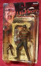 Mcfarlane's Movie Maniacs A Nightmare on Elm street FREDDY Figure New Wo... - $34.95