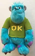 "Disney Monsters Inc. University 12"" Talking Sulley My Scare Pal - Plush Stuffed - $12.80"