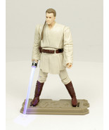 Star Wars Hasbro MH OBI-WAN KENOBI with Light Up Lightsaber #MH16 - Loose  - $8.49